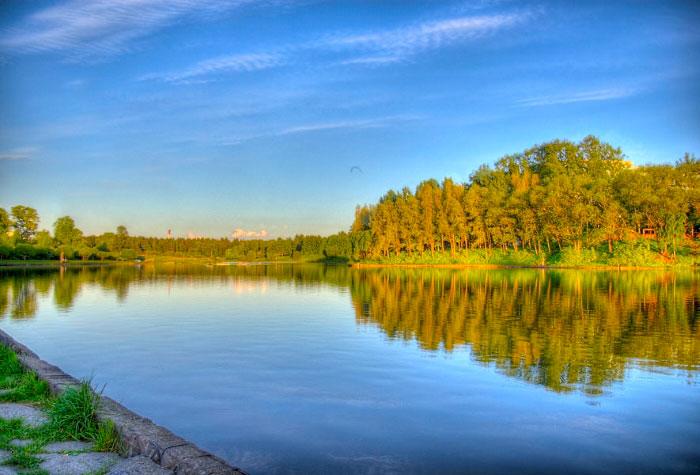 Лыковский пруд