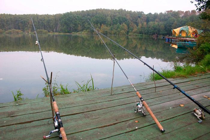 Рыбалка на Медвежьих озерах
