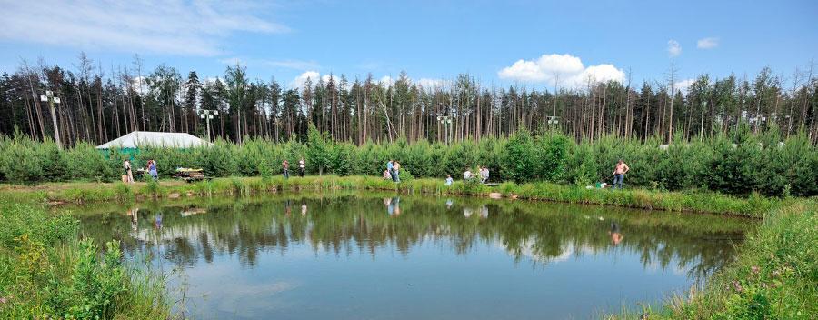Озеро Бисерево