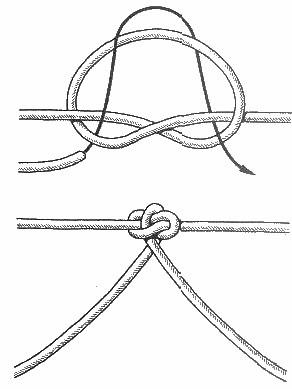 Поводочный узел