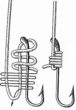 Как правильно вязать рыбацкие узлы и сохранить их прочность