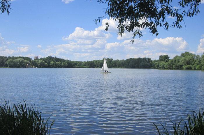 Рыбалка на Святом озере
