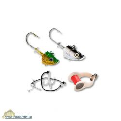 Мягкая приманка Storm Wildeye Giant Jigging Shad Kit WGJH360-KIT