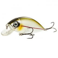 Воблер Lucky John Original Shad Craft 50F до 0,7 м (5см, 5.8гр) A001
