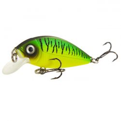 Воблер Lucky John Original Shad Craft 50F до 0,7 м (5см, 5.8гр) A007