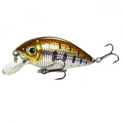 Воблер Lucky John Original Shad Craft 50F до 0,7 м (5см, 5.8гр) A029