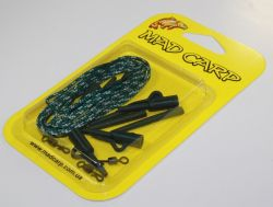 Лидкор Lead Core Mad Carp с QUICKCHANGE и клипсой