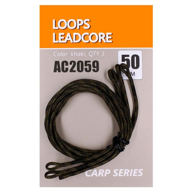 Лидкор Orange AC2059 Loops leadcore 40см