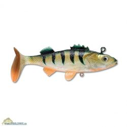 Мягкая приманка Storm WildEye Live Perch WLPE03-OBP