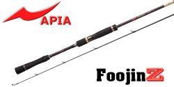 Спиннинг Apia Foojin Z Flow Striker 93M 1-35 гр