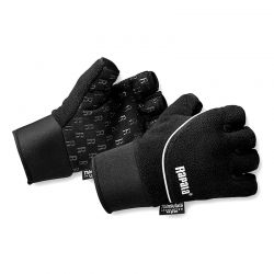 Перчатки Rapala Stretch Gloves Half Finger
