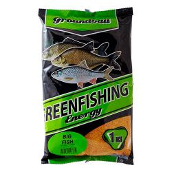 Прикормка GreenFishing Energy 1kg