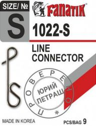 Соединители безузловые Fanatik Line Connector