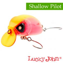 Воблер Lucky John Pro Series Haira Tiny 33 ATG Shallow Pilot
