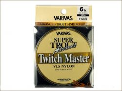 Леска монофильная Varivas Super Trout Advance Twich Master Nylon 100m