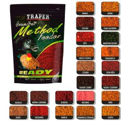 Прикормка Traper Method Feeder Ready 750 g