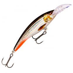 Воблер Rapala Scatter Rap Tail Dancer до 5,7 м (9см, 13гр) ROHL