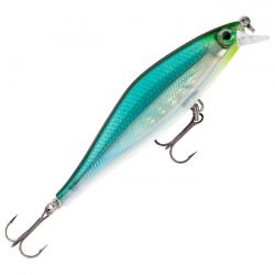 Воблер Rapala Shadow Rap Shad (9см, 12гр) TRI