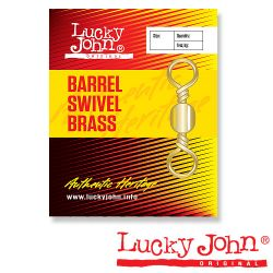 Вертлюги Lucky John Barrel Brass