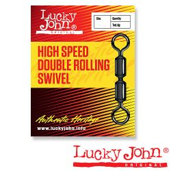 Вертлюги Lucky John High Speed Double Rolling