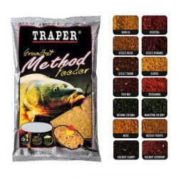 Прикормка Traper Method Feeder 750 гр