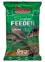Прикормка Sensas 3000 Super Feeder 1kg