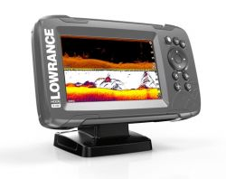 Эхолот Lowrance Hook2-5x SplitShot Us Coastal/Row (000-14018-001)