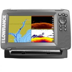 Эхолот Lowrance Hook2-7 SplitShot Us Coastal/Row (000-14023-001)