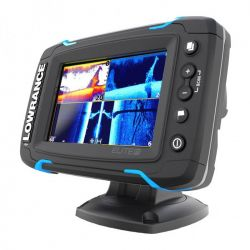 Эхолот Lowrance Elite-5Ti Mid/High/DownScan (000-12421-001/000-14368-001)