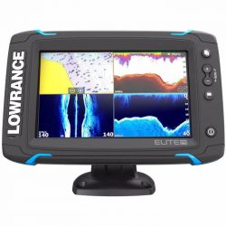 Эхолот Lowrance Elite-7Ti Mid/High/TotalScan (000-12419-001/000-14518-001)