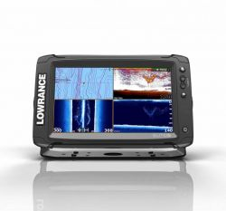 Эхолот Lowrance Elite-9Ti Mid/High/TotalScan (000-13274-001/000-14519-001)